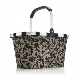 Koszyk carrybag baroque taupe