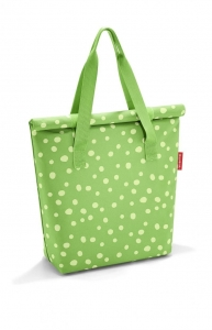 Torba fresh lunchbag iso L spots green