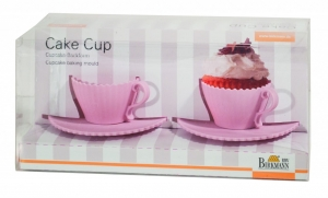 Foremki do cupcake CAKE CUPS - 2 szt.