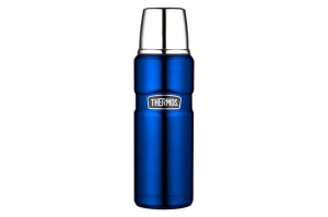 Termos Thermos King 470 ml, niebieski