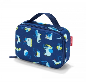 Torba na śniadanie Thermocase Kids  ABC Friends Blue