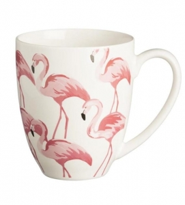 Kubek  Flamingo 380 ml