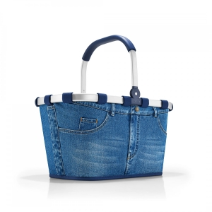Koszyk carrybag jeans