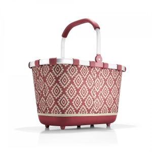 Koszyk carrybag 2 diamonds rouge